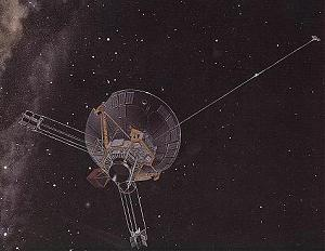 Mistero Satelliti Pioneer anni '70